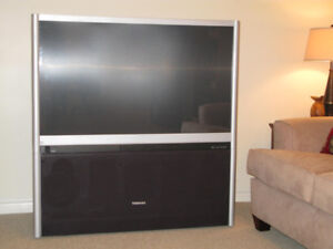 "Toshiba 51"" Projection TV"