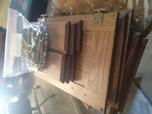 Oak door  & drawer fronts