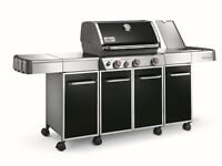 Natural gas BBQ line installations!!  Time to BBQ!!
