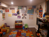 Daycare spots age 2yrs to 4yrs
