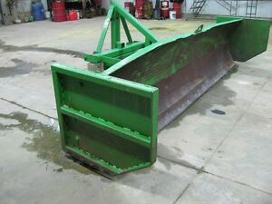 John Deere Blade - Great for snow removal London Ontario image 3