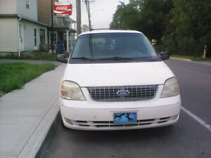 2005 Ford Freestar Familiale