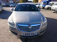 Vauxhall Insignia 2.0CDTi 16v ( 130ps ) Exclusiv 5 DOOR - 2009 09-REG - FULL MOT