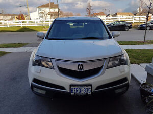 2010 Acura MDX Technology Package SUV, Crossover