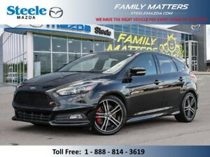2017 Ford Focus ST (Unlimited Km Engine Protection)