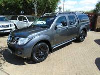 2012 Nissan Navara 3.0dCi V6 ( EU V ) Auto Outlaw ( NO VAT )