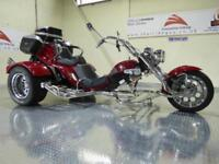 Boom Low Rider Muscle 1600cc Trike 2007