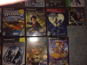 Selling PS2 console & games / Selling PS1 rare games and books Cambridge Kitchener Area image 10