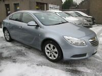 Vauxhall Insignia 1.8I 16V VVT SE -- CAR NOW SOLD -- (silver) 2009