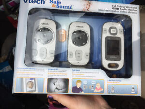 Vetch safe&sound full colour video and audio monitor