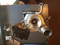 E90 turbo charger new BMW unused.
