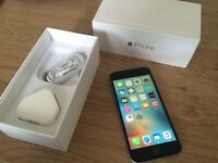 iPhone 6 On EE network 16Gb