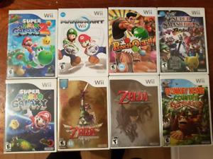 Divers Jeux Wii