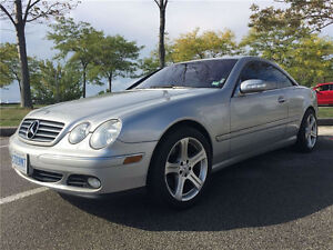 REDUCED - 2003 Mercedes-Benz CL-Class 500
