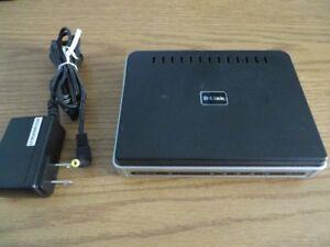 Router D-Link EBR 2310