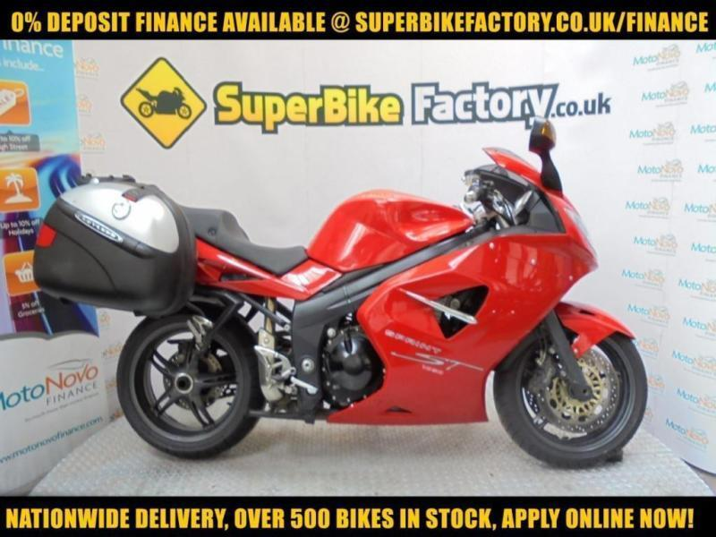 2006 06 TRIUMPH SPRINT ST 1050, 0% DEPOSIT FINANCE AVAILABLE