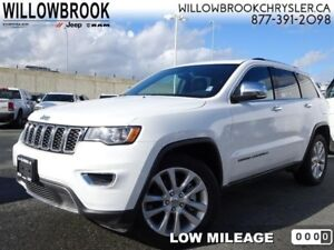 2017 Jeep Grand Cherokee Limited  - Low Mileage