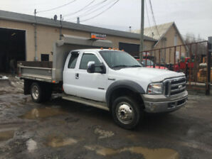 Ford F-450 2005 dompeur