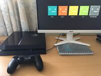 PS4 + Controller + Fallout 4 + Farcry 4