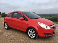 Vauxhall/Opel Corsa 1.7CDTi 16v ( 125ps ) ( a/c ) 2007MY Design mot sept 2017
