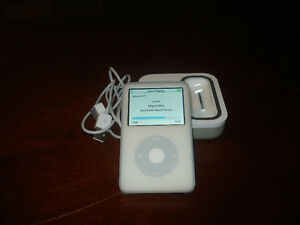 ipod video 3G 30 gb