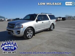 2016 Ford Expedition Max Platinum    - Low Mileage - Navigation