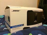 Bose SoundTouch 20 - Box, empty