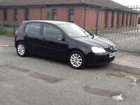 Volkswagen Golf 1.6 FSI FINANCE AVAILABLE WITH NO DEPOSIT NEEDED