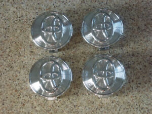 4 New Toyota Wheel Center Hub Caps 63mm or 2.5 in.