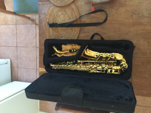 Saxophone alto hrsd made in france