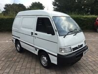 1998 Daihatsu Hijet 1.3 Panel Van JUNE 2017 MOT, NO VAT ( suzuki carry / bedford rascal )