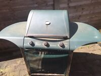 Gas Barbecue BBQ 3 Burner Winchester