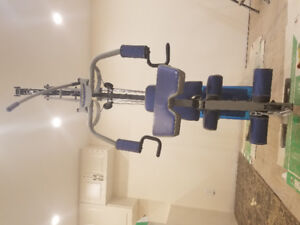 Total Gym Weight Lift Set for Sale $675