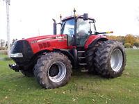 tracteur CASE IH magnum 245