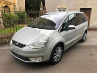 Ford Galaxy 1.8TDCi ( 125ps ) 6sp 2008.5MY Ghia 7 seater