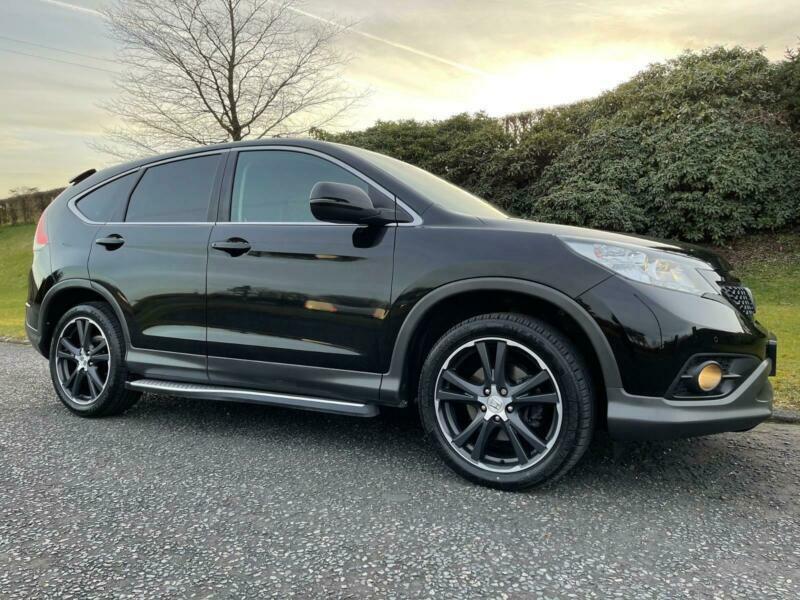 2014 Honda CR-V 2.2 i-DTEC ( 150ps ) 4X4 Black Edition