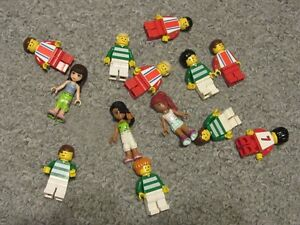 On hold - Lego minifigures with 2 pounds of Lego