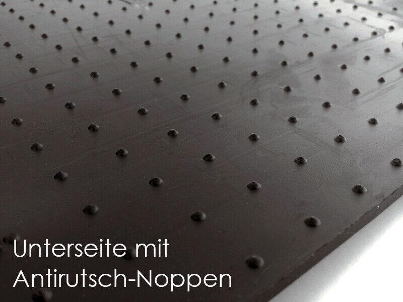 Opel Movano B Gummimatten komplett vorn NEU Original Qualität Fußmatten