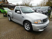 2001 Ford F150 Lightning 5.4Litre Supercharged SVT LPG Converted Left Hand Drive