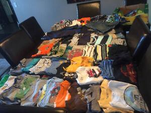 Full Lot of 2T Boy Clothes