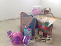 XMAS SALE-Rabbit, Hamster, Dog, and Cat Supplies