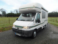 Autosleeper 4 Berth Motorhome - End Kitchen - Great Condition