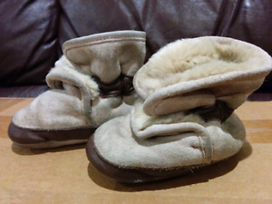 Robeez and other leather slippers