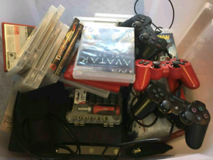 Playstation 3 with 40 games