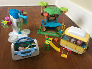 Peppa Pig Camper Van and other great toys!