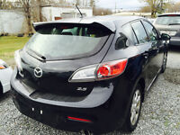 2011 Mazda Mazda3 GS Hatchback 2.5L/Sunroof/67k