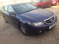 Honda Accord executive full leather cheap 595 no offers no offers