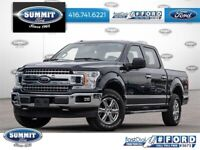 2018 Ford F-150 XLTCrew XTR Package 300A