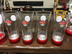 Budweiser Red Light Pitchers and Beer Glasses Set - RARE Peterborough Peterborough Area image 4