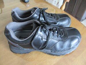 chaussure cap d'acier
